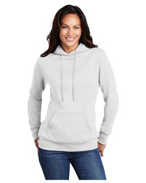 Ladies Core Fleece Pullover Hoodie