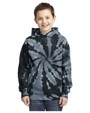 Youth Essential Tie-Dye Pullover Hoodie