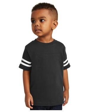 Toddler Football Fine Jersey T-Shirt