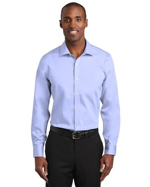 Slim Fit Pinpoint Oxford Non-Iron Shirt
