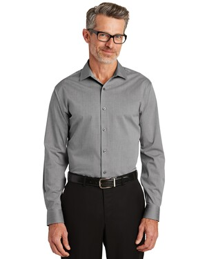 Graph Check Non-Iron Shirt