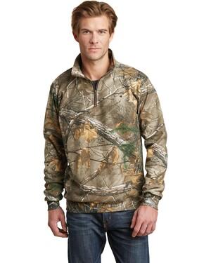 Realtree  1/4-Zip Sweatshirt.