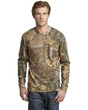 Realtree Long Sleeve T-Shirt with Pocket