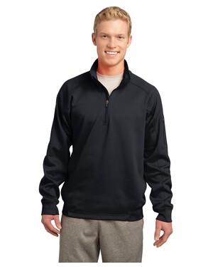 Tech Fleece 1/4-Zip Pullover.