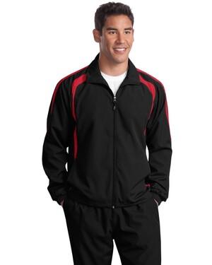 Colorblock Raglan Jacket