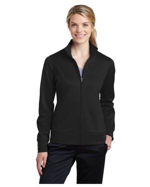 Women's Sport-Wick Fleece Full-Zip Jacket.