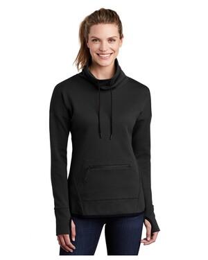 Ladies Triumph Cowl Neck Pullover