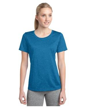 Ladies Heather Contender Scoop Neck T-Shirt