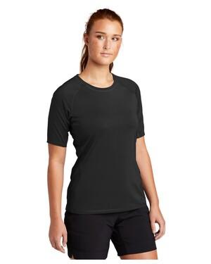 Sport-Tek Ladies Rashguard T-Shirt