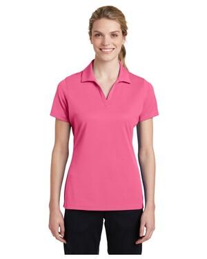 Ladies PosiCharge RacerMesh Polo Shirt