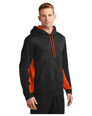 Sport-Wick  Fleece Colorblock Hoodie