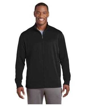 Sport-Wick  Fleece Full-Zip Jacket.