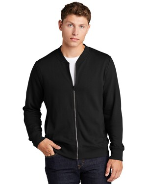 Lightweight French Terry Bomber.