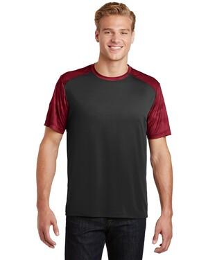 CamoHex Colorblock T-Shirt