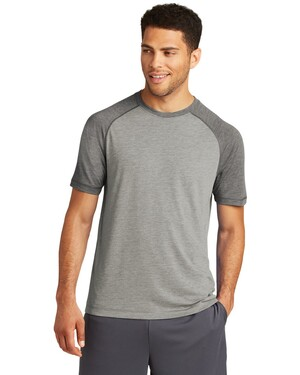 PosiCharge  Tri-Blend Wicking Raglan T-Shirt