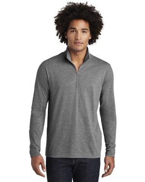 PosiCharge Tri-Blend Wicking 1/4-Zip Pullover.
