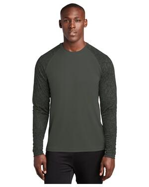 Long Sleeve Digi Camo T-Shirt