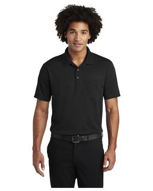 PosiCharge RacerMesh Pocket Polo Shirt