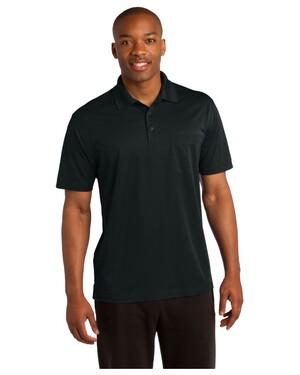 Micropique Sport-Wick  Pocket Polo Shirt