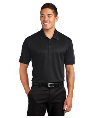 Active Textured Colorblock Polo Shirt