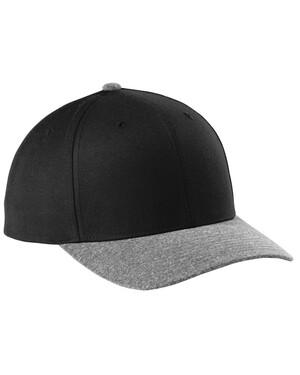 Yupoong Curve Bill Snapback Cap