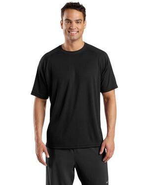 Dry Zone; Short Sleeve Raglan T-Shirt.