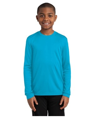 Youth Long Sleeve Competitor T-Shirt