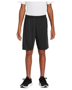 Youth PosiCharge  Competitor  Pocketed Shorts