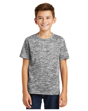 Youth PosiCharge  Electric Heather T-Shirt