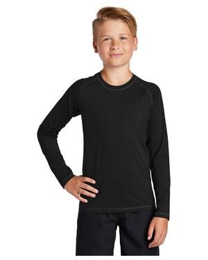 Youth Long Sleeve Rashguard T-Shirt