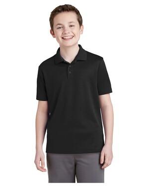 Youth PosiCharge RacerMesh Polo Shirt