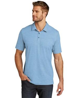 Oceanside Heather Polo Shirt