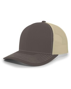 Pacific Headwear 104S Brown