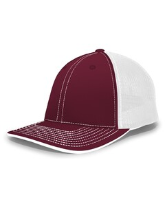 Pacific Headwear 404M Red