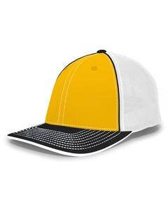 Pacific Headwear 404M Yellow