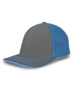 Pacific Headwear 404M Gray