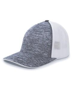 Pacific Headwear 406F Gray