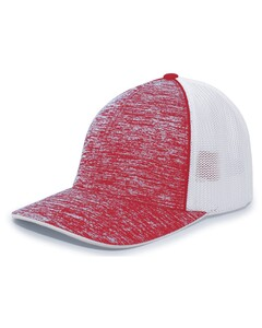 Pacific Headwear 406F Red