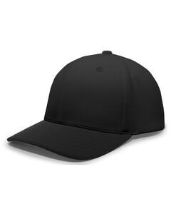 Pacific Headwear 498F Black