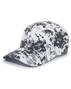 Pacific Headwear 695C Camo