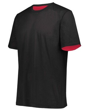 Youth Short Sleeve Mesh Reversible Jersey