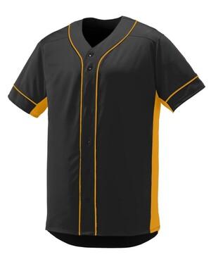 Slugger Button-Up Baseball Jersey
