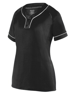 Girls' Overpower Two-Button Jersey