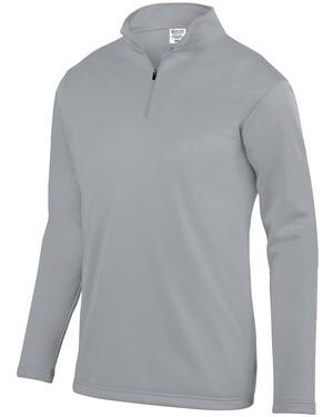 Wicking Fleece Quarter-Zip Pullover