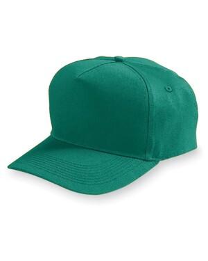 Five-Panel Cotton Twill Cap