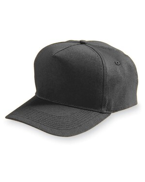Youth Five-Panel Cotton Twill Cap
