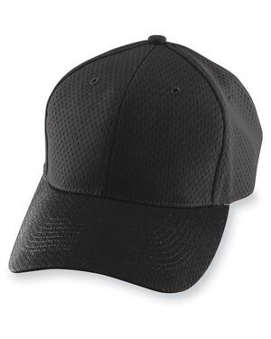 Athletic Mesh Cap-Adult