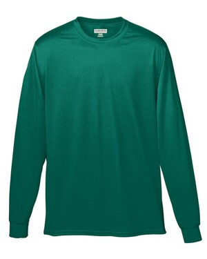 Youth Wicking Long Sleeve T-Shirt