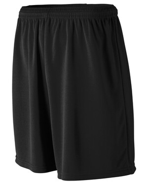 Wicking Mesh Athletic Shorts