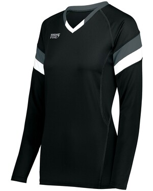Women's Truhit Tri-Color Long Sleeve Jersey